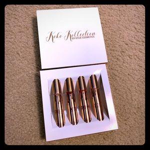 BNIB Koko collection matte lipstick set